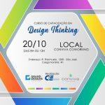 20/10/2018 – Capacitação em Design Thinking