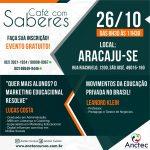 26/10/2018 Café com Saberes