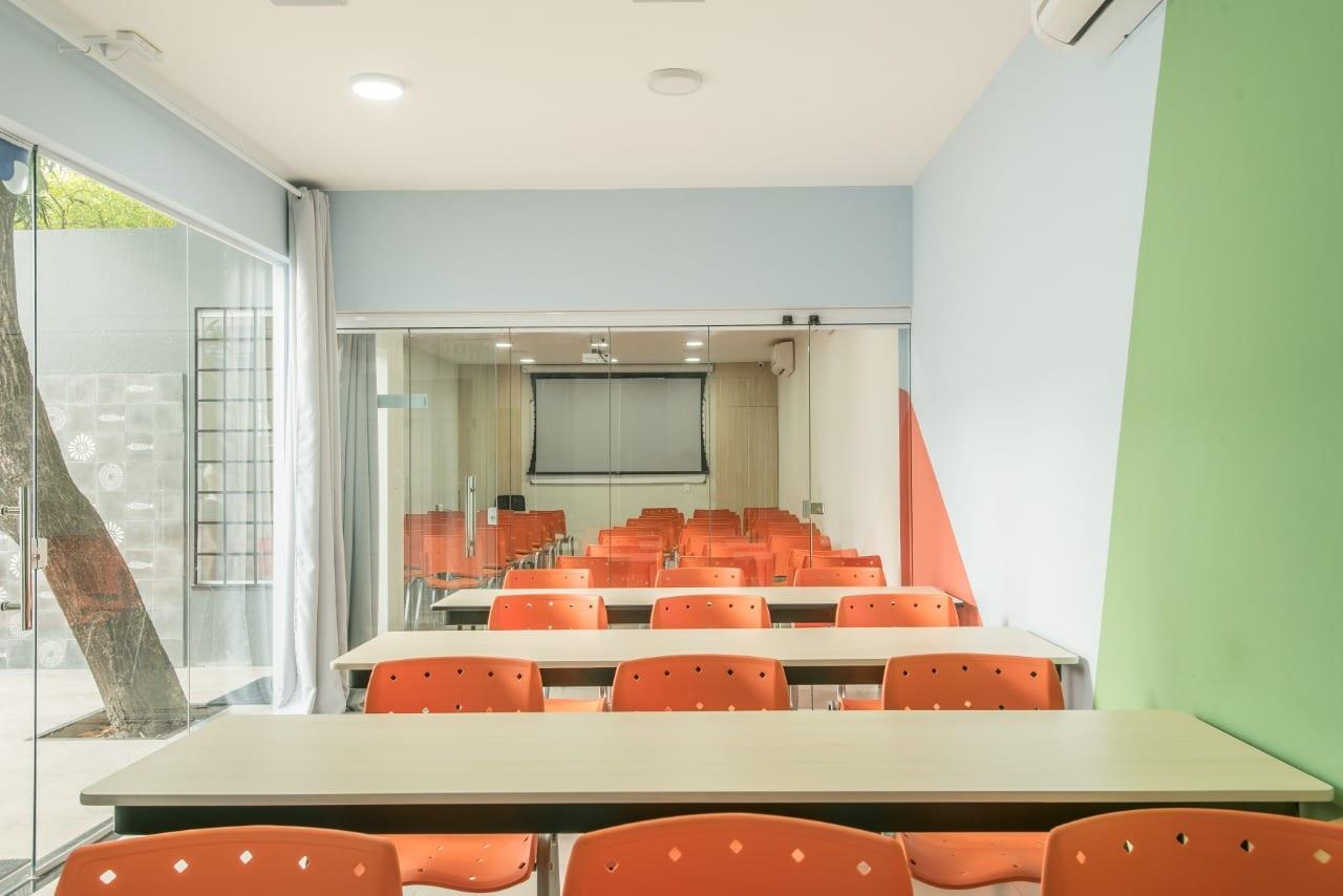 Auditório e Sala de treinamento