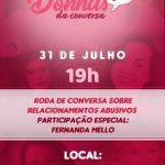 31/07/2019 – DONNAS DA CONVERSA.